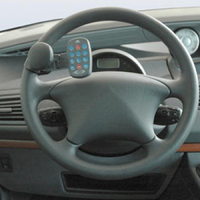 FR Infrared Steering Control