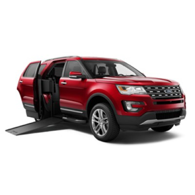 MXV Ford Explorer - Wheelchair SUV
