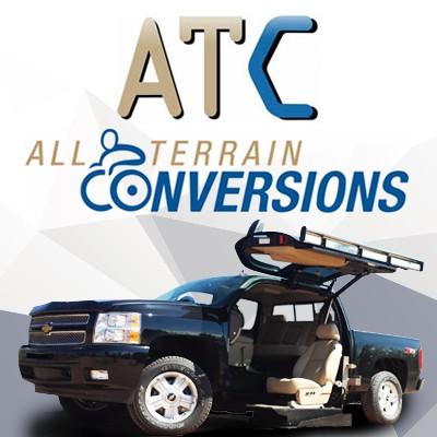 All Terrain Conversions Offers Wheelchair Trucks, SUVs, and Crossovers