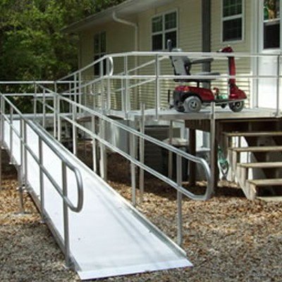 Rental Ramps for An Accessible Lifestyle