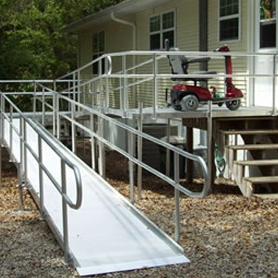 TJ Rampit USA is a Leader in Building Custom Made Access Ramps