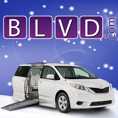 Need A Wheelchair Van Rental? Blvd.com Can Help!