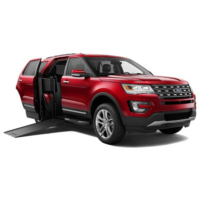 The MXV Ford Explorer by BraunAbility