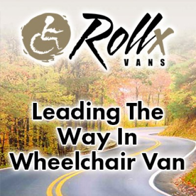 Rollx Wheelchair Vans For Sale