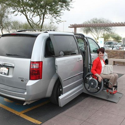 Nationwide Wheelchair Van Rentals