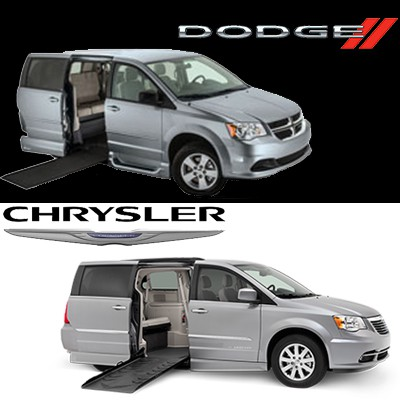 Purchasing Dodge/Chrysler Wheelchair Accessible Vans