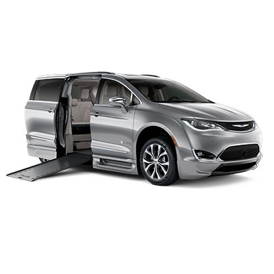 Chrysler Pacifica Foldout XT