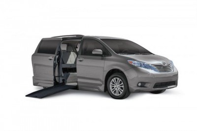 Side Entry Toyota Sienna