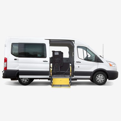 AMS Vans Ford Transit Side-Entry