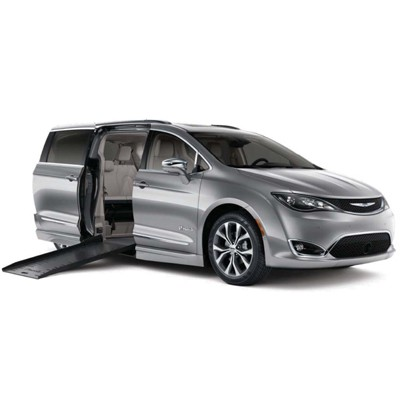 Chrysler Pacifica Foldout