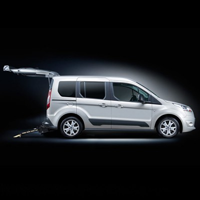 M-Power Ford Transit Connect - Short Wheelbase
