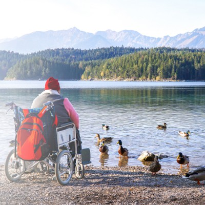 Ways to Find Funding for Handicap Accessible Vehicle in the Pacific Northwest