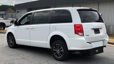Adaptive Vans Long Rear Entry Handicap Van