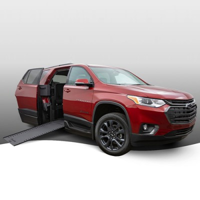 BraunAbility Chevy Traverse - Wheelchair SUV
