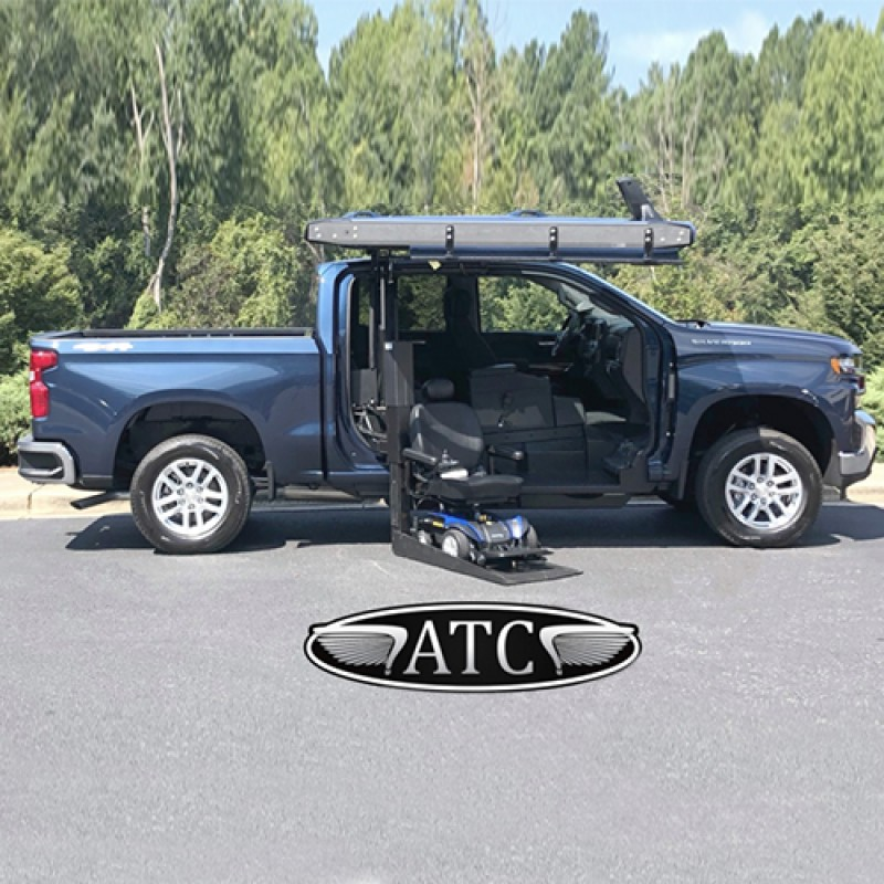 AT Conversions Wheelchair Accessible Truck and SUV Conversions