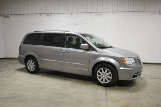 2016 Chrysler Town Country Wheelchair Van For Sale