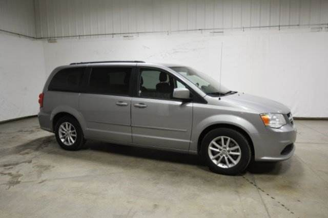 2015 Dodge Grand Caravan Wheelchair Van For Sale