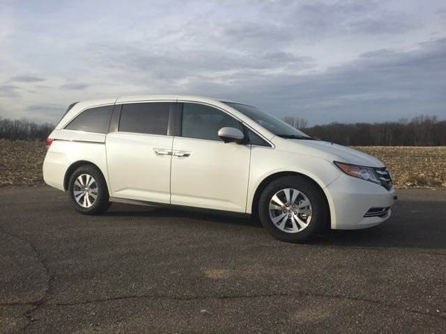 Honda Odyssey Wheelchair Vans Freedom Motors Usa