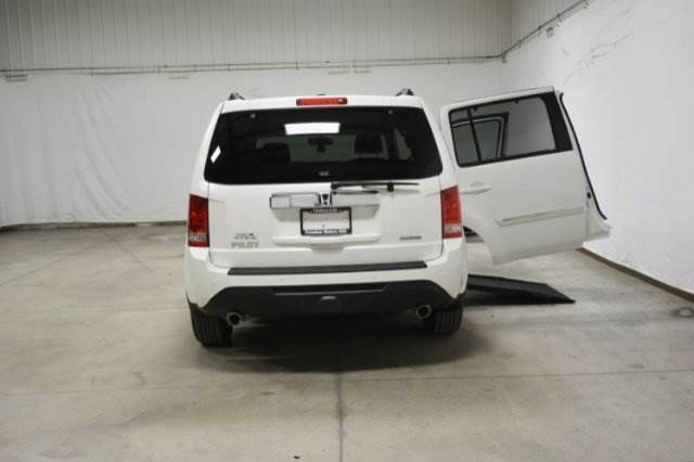 2015 Honda Pilot Wheelchair Van For Sale Battle Creek
