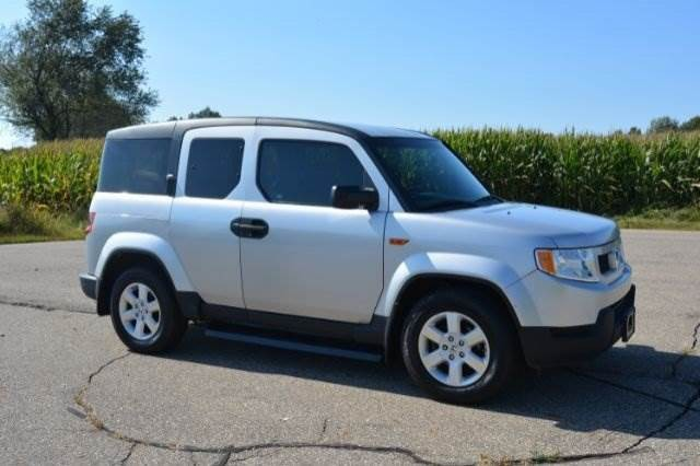 2010 honda element wheelchair accessible suv wheelchair for Freedom motors handicap vans