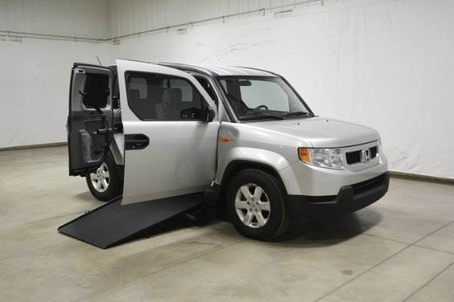 2010 Honda Element Wheelchair Van For Sale Battle