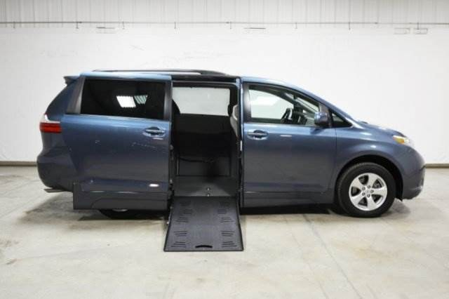 2015 Toyota Sienna Wheelchair Van For Sale Battle