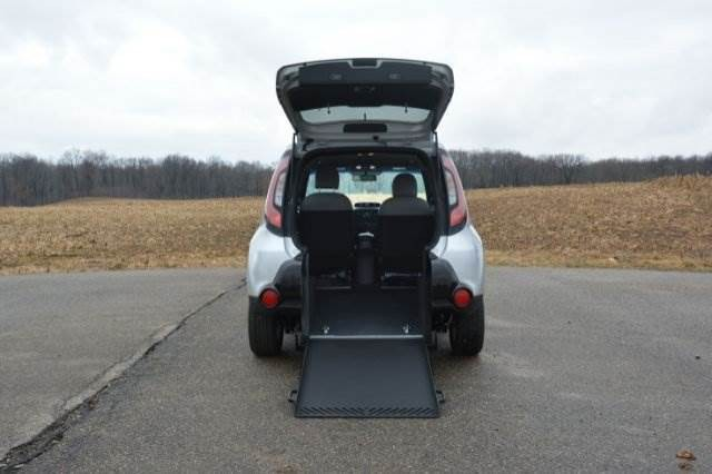 2016 kia soul wheelchair van for sale battle creek mi Wheelchair lift motor