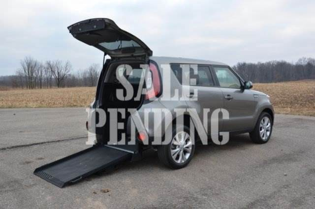 2015 Kia Soul Wheelchair Van For Sale Vin