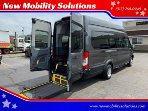 Used Wheelchair Van For Sale: 2019 Ford Transit S Wheelchair Accessible Van For Sale with a  on it. VIN: 1FDVU4XM7KKB12565