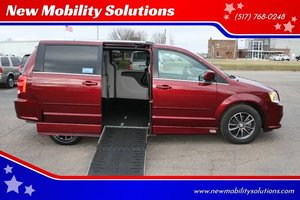 Used Wheelchair Van For Sale: 2017 Dodge Grand Caravan S Wheelchair Accessible Van For Sale with a  on it. VIN: 2C4RDGCG3HR547116