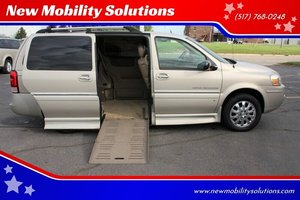 Used Wheelchair Van For Sale: 2007 Buick Terraza L Wheelchair Accessible Van For Sale with a  on it. VIN: 4GLDV13W57D208143