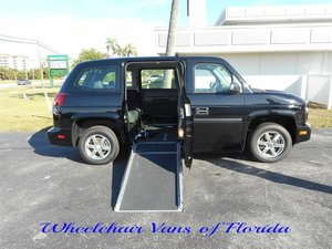 Used Wheelchair Van For Sale: 2011 Mobility Ventures MV-1 DX Wheelchair Accessible Van For Sale with a  on it. VIN: 523MF1A67BM100109