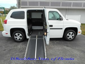 Used Wheelchair Van For Sale: 2014 Mobility Ventures MV-1 DX Wheelchair Accessible Van For Sale with a  on it. VIN: 57WMD1A67EM100946