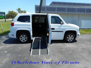Used Wheelchair Van For Sale: 2014 Mobility Ventures MV-1 LX Wheelchair Accessible Van For Sale with a  on it. VIN: 57WML2A66EM101918