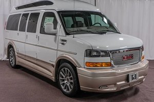 New Wheelchair Van For Sale: 2020 GMC Savana Cargo Van Wheelchair Accessible Van For Sale with a  on it. VIN: 1GTW7AFG4L1141605