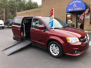 Used Wheelchair Van For Sale: 2019 Dodge Grand Caravan S Wheelchair Accessible Van For Sale with a  on it. VIN: 2C4RDGCG2KR636134