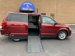 Used Wheelchair Van For Sale: 2019 Dodge Grand Caravan S Wheelchair Accessible Van For Sale with a  on it. VIN: 2C4RDGCG3KR636160