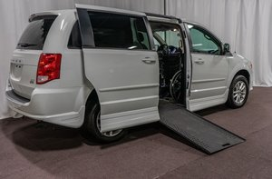Used Wheelchair Van For Sale: 2014 Dodge Grand Caravan S Wheelchair Accessible Van For Sale with a  on it. VIN: 2C4RDGCG8ER184047