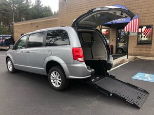 Used Wheelchair Van For Sale: 2019 Dodge Grand Caravan S Wheelchair Accessible Van For Sale with a  on it. VIN: 2C4RDGCG8KR544011