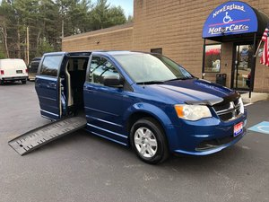 Used Wheelchair Van For Sale: 2011 Dodge Grand Caravan S Wheelchair Accessible Van For Sale with a  on it. VIN: 2D4RN4DG2BR776908