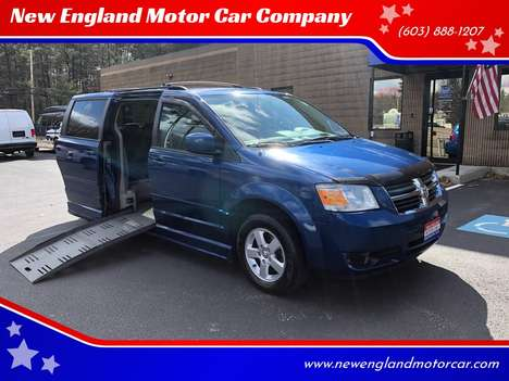 Used Wheelchair Van For Sale: 2010 Dodge Grand Caravan S Wheelchair Accessible Van For Sale with a  on it. VIN: 2D4RN5D15AR177906
