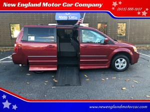 Used Wheelchair Van For Sale 2010 Dodge Grand Caravan SXT Accessible