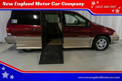 Used Wheelchair Van For Sale: 2001 Ford Windstar EL Wheelchair Accessible Van For Sale with a  on it. VIN: 2FMZA53441BC19880