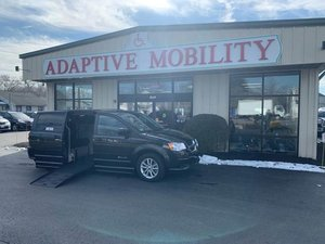 Used Wheelchair Van For Sale: 2015 Dodge Grand Caravan S Wheelchair Accessible Van For Sale with a  on it. VIN: 2C4RDGCG7FRF84859
