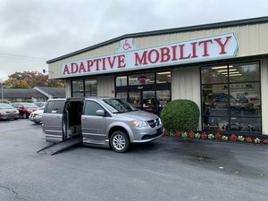 Used Wheelchair Van For Sale: 2016 Dodge Grand Caravan S Wheelchair Accessible Van For Sale with a  on it. VIN: 2C4RDGCG7GR327413