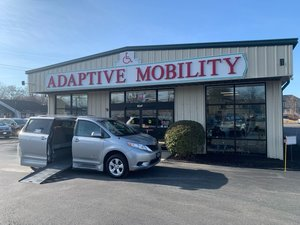Used Wheelchair Van For Sale: 2014 Toyota Sienna S Wheelchair Accessible Van For Sale with a  on it. VIN: 5TDKK3DCXES422581