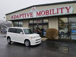 Used Wheelchair Van For Sale: 2006 Scion Xb SE Wheelchair Accessible Van For Sale with a  on it. VIN: JTLKT324864053665