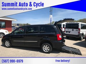 Used Wheelchair Van For Sale: 2013 Chrysler Town & Country Touring Wheelchair Accessible Van For Sale with a  on it. VIN: 2C4RC1BG6DR554685