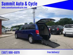 Used Wheelchair Van For Sale: 2019 Dodge Grand Caravan S Wheelchair Accessible Van For Sale with a  on it. VIN: 2C4RDGBG8KR777856