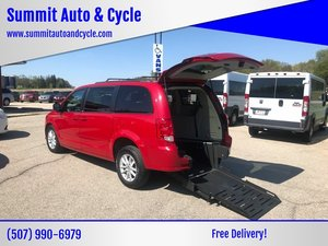 Used Wheelchair Van For Sale: 2014 Dodge Grand Caravan SXT Wheelchair Accessible Van For Sale with a  on it. VIN: 2C4RDGCG9ER172957